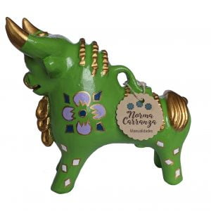 Torito de Pucara – Light Green